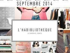 L'Habibliothèque, concept génial