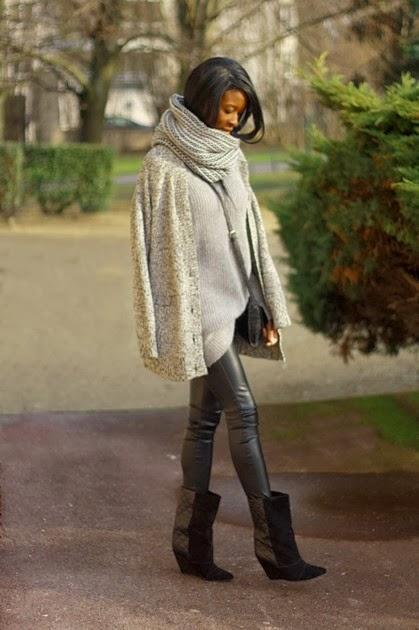 Bien connu Gilet en laine grosse maille femme - Laine et tricot RF54