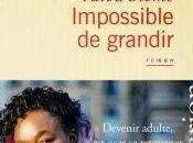 Impossible grandir Fatou Diome