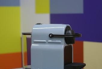 inissia le nouveau b b nespresso paperblog. Black Bedroom Furniture Sets. Home Design Ideas