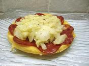 Tartelettes fines oignons chorizo