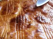 Gâteau Basque nutella