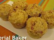 Muffins salés persil tubéreux