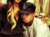 encore rupture pour Chris Brown Karrueche Tran!