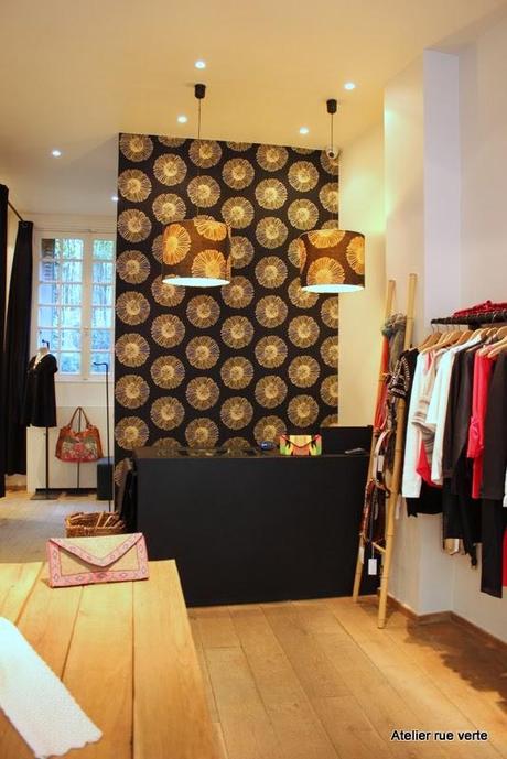 paris dominique picquier chez ba sh paperblog. Black Bedroom Furniture Sets. Home Design Ideas
