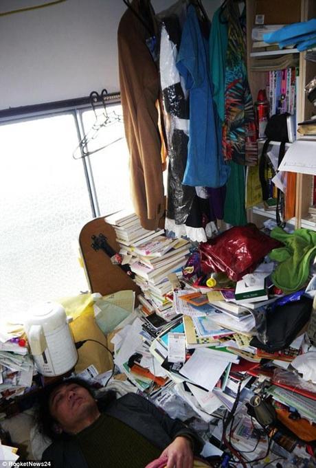 Un Japonais Vit Dans Un Appartement De 5 M Tres Carr S Paperblog