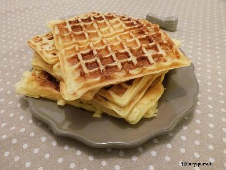 Recette de gaufre de cyril lignac waffle recipe by cyril lignac lire - Pate a gaufre cyril lignac ...