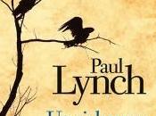 ciel rouge, matin, Paul Lynch, Albin Michel