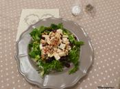 Salade betterave, féta, pommes noix Beetroot, feta, apple walnut salad