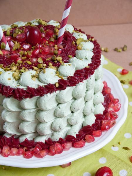 Recette Cake Au Cranberry