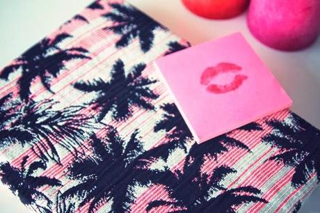 THINGS I LOVE #1 - RED & PINK