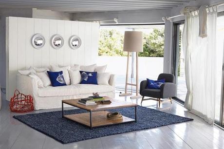 d coration de bord de mer voir. Black Bedroom Furniture Sets. Home Design Ideas