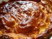 Tourte saint-jacques beurre persillé