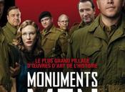 cinéma «Monuments Men»