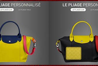 Personnaliser Via Longchamp Son Sac Uspzmv lF1JTKc
