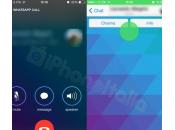 WhatsApp captures d'écran futurs appels gratuits