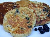 Pancake américain myrtilles