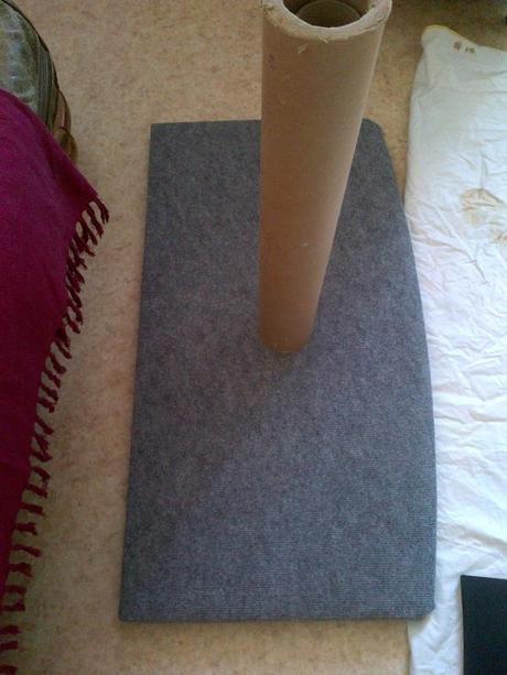 construire un arbre chat lire. Black Bedroom Furniture Sets. Home Design Ideas