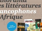 Panorama littératures francophones d'Afrique