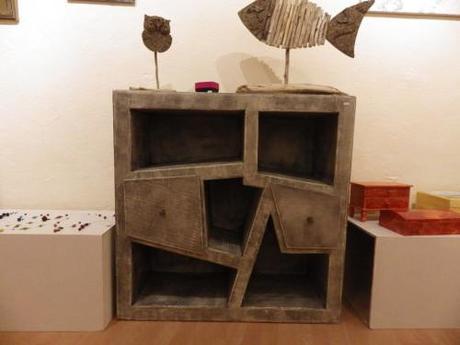 meuble biblioth que en carton lire. Black Bedroom Furniture Sets. Home Design Ideas