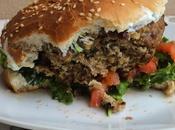 Burgers l'agneau tzatziki