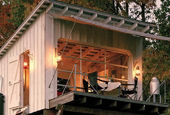 Vasion the shack at hinkle farm lire for Shack at hinkle farm