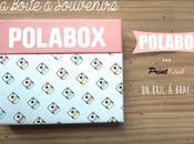 boîte souvenirs Polabox