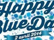 Evènement Happy Blue Ninoo