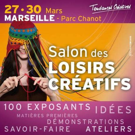Salon des loisirs cr atifs et du cake design marseille for Salon marseille parc chanot