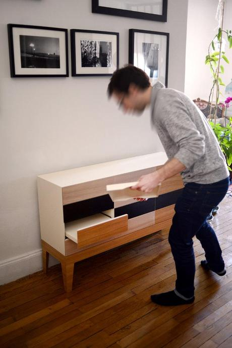 cargot meuble couverts par amaury poudray d couvrir. Black Bedroom Furniture Sets. Home Design Ideas