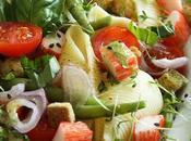 Salade conchiglie surimi