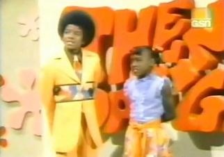 Michael jackson on the dating game show 1972