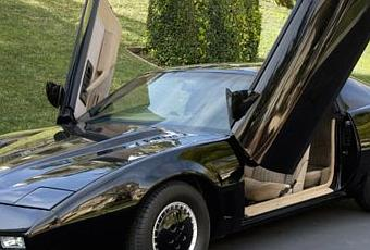 david hasselhoff vend sa voiture de k2000 aux ench res paperblog. Black Bedroom Furniture Sets. Home Design Ideas
