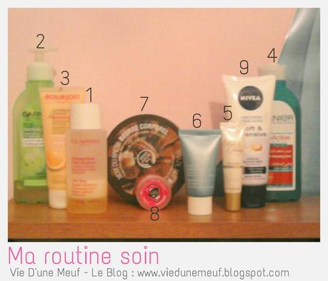 [Revue n°11] : Ma routine soin
