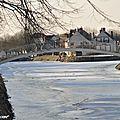 Vague de froid en ce début février 2012