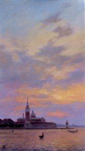 Eugène Demakov dans le cycle de Venise