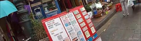 Bangkok: choisir ses faux documents au volant [HD]