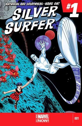 SILVER SURFER #1 : LA REVIEW