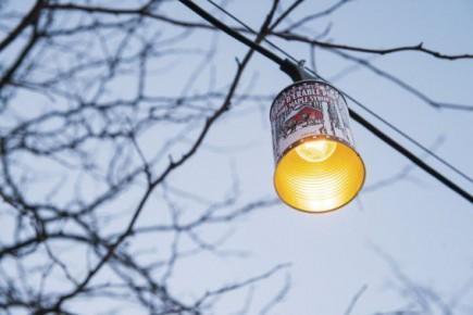 Cabane - luminaire