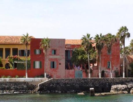 Ile de Gorée, Sénégal