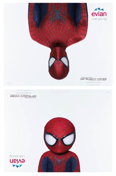 evian-bebe-Spider-Man-BETC-Affichage