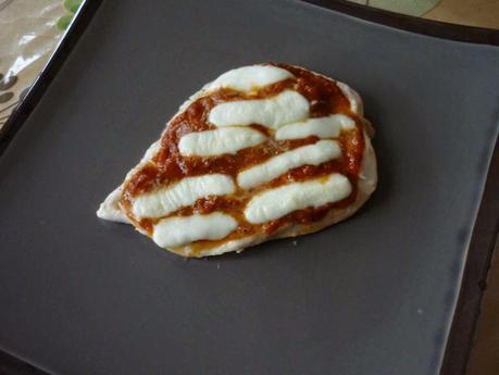 Escalope Pizza