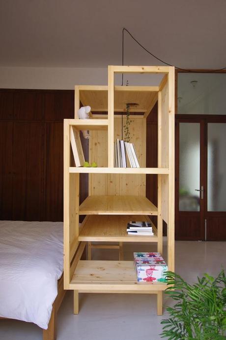 aina meuble multifonctions par ted a arquitectes voir. Black Bedroom Furniture Sets. Home Design Ideas