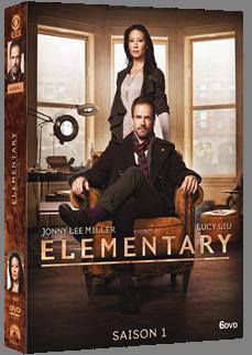 Elementary, une nouvelle version moderne de Sherlock Holmes.