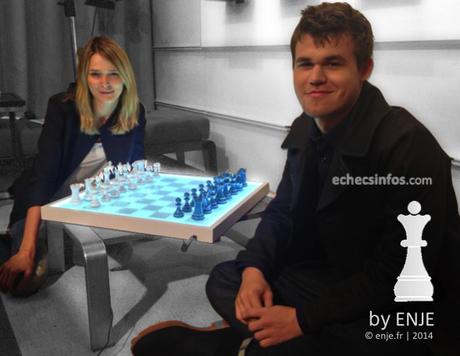 Carlsen est un gars plutôt Cole
