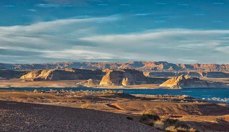 Ouest américain - Page - Arizona - derniers instants