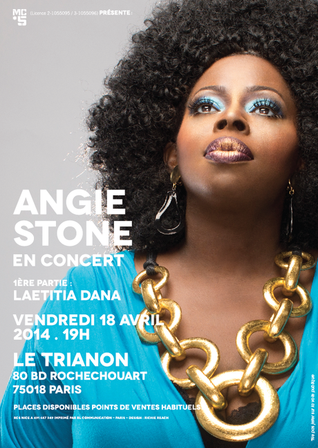 Angie Stone concert
