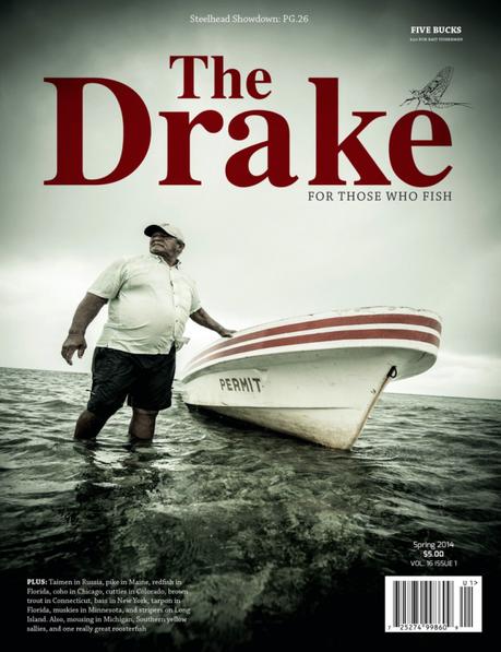 The DRAKE, PRINTEMPS 14