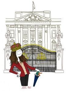 Lili Be - Ici Londres