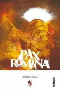 Critique de comics Pax Romana